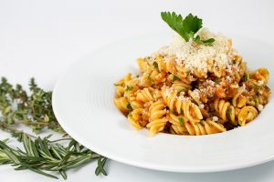 bolognese-pasta-with-parmesan
