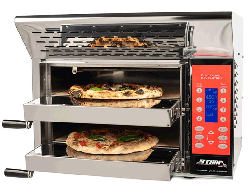 Forno pizza 17.7