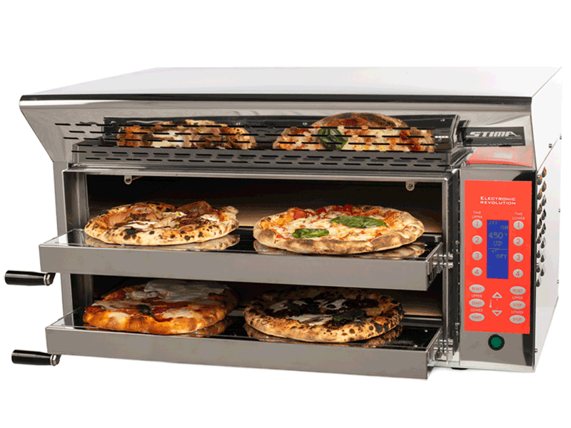 Four à pizza XL